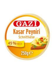Gazi Kashkaval Hard Cheese, 250g