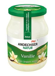 Andechser Bio Vanilla Jogurt, 500g