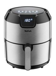 Tefal Easy Fry Deluxe Air Fryer, 1500W, EY401D27, Silver