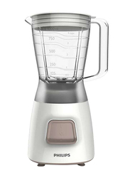 Philips Daily Collection Blender, 450W, HR2056, Silver