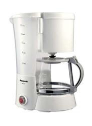 Panasonic Coffee Maker, 880W, NC-GF1, White