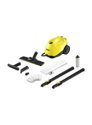 Karcher SC 3 EasyFix Steam Vacuum Cleaner, Yellow