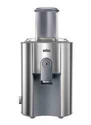 Braun 1.25L Multiquick 7 Juicer Extractor, 1000W, J700, Grey