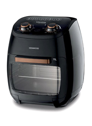 Kenwood 11L Multifunction Air Fryer, 2000W, HFP90, Black