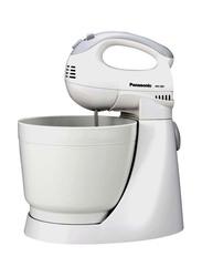 Panasonic Bowl Mixer, 200W, MKGB1, White