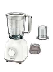 Philips Daily Collection Blender, 400W, HR2102, White