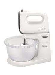 Philips Viva Collection Mixer, 450W, HR3745, White/Gray