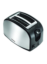 Kenwood Slice Toaster, 900W, TCM01, Black/Silver