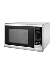 Black+Decker 30L Microwave Oven, with Grill, 1000W, MZ3000PG, Black