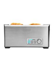Gastroback Design Pro 4s Toaster, 1500, 42398, Silver