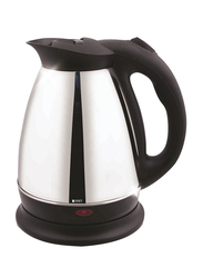 Veneti 1.5L Electric Kettle, with Automatic Power Off, 1500W, VK-TD156GS, Silver