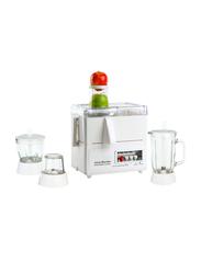 Veneti 4-in-1 Juicer Blender, 450W, VI-809JB, White