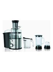 Veneti 3-in-1 Juicer Blender, 800W, VI-70JBT, Silver/Black
