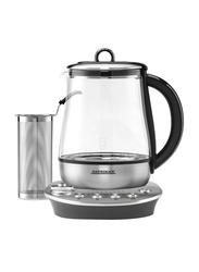Gastroback 1.2L Design Tea Aroma Plus Kettle, 1400W, 42434, Silver