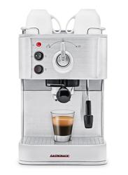 Gastroback Espresso Plus Coffee Machine, 1250W, 42606, Silver