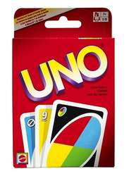 Mattel 108-Pieces Uno Card Game, inf-706