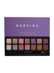 Anastasia Beverly Hills Norvina Eyeshadow Palette,  Multicolor