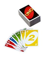 Zaid Collections Deluxe Edition 108-Pieces Uno Card Game