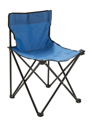 Conjoined Folding Camping Chair, Blue/Black