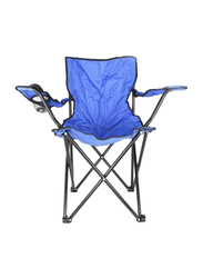 Y&D Foldable Camping Chair, Blue