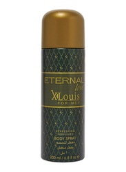 Eternal Love XLouis 200ml Body Spray for Men