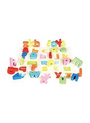 Al Ostoura Toy Rainbow Alphabetical Board Puzzle