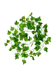Yatai 6-Piece Hanging Artificial Ivy Leaves, 2.3m, Green