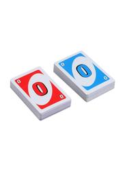 108-Piece Uno Poker Playing Card Game Set