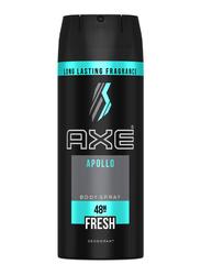 AXE Apollo 48 Hour Fresh 150ml Body Spray for Men