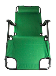 Generic 3-in-1 Foldable Beach Chair, Green