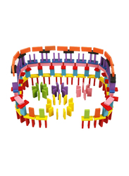 Cytheria Domino Blocks Set, 100 Pieces, Ages 3+