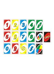 Uno Family Fun Card Game, inf-602