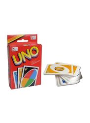 Mattel 108-Piece Uno Card Game Set