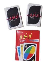 Udini Uno Card Game