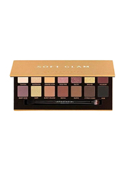 Anastasia Beverly Hills 14-Shades Soft Glam Eye Shadow Palette,  Multicolor