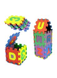 Oem 36-Piece Alphanumeric Educational Puzzle Blocks Mats