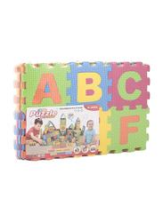 Canoe Eva Alphabet Puzzle Mat Series, Ages 3+