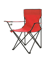 Y&D Foldable Camping Chair, Red