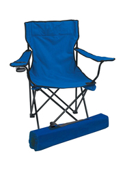 Trip Tools Camping Chair, Blue