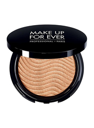 Make Up For Ever Pro Light Fusion Luminizer Highlighter,  02 Gold,  Beige