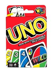Wild Uno 108-Piece Card Game Set