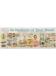 The Balm In The Balm of Your Hand Greatest Hits Makeup Palette,  19gm,  Volume 1,  Multicolour