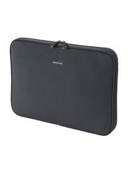 Dicota Soft Skin 17-inch Sleeve Laptop Bag, Black