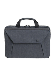 Dicota Slim Case Edge 14-15.6-inch Messenger Laptop Bag, Denim Blue