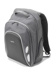 Dicota BacPac Control 15.4-inch Backpack Laptop Bag, Grey