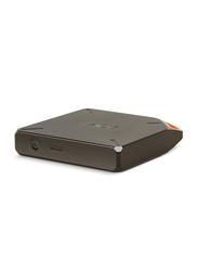 LaCie 1TB HDD Fuel Portable Wireless Storage, USB 3.0, 9000436, Black
