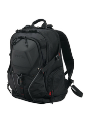 Dicota E-Sports 15-17.3-inch Backpack Laptop Bag for Gamers, Black