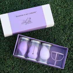 Ayeda Beauty Beauty Blender set, 3 pieces