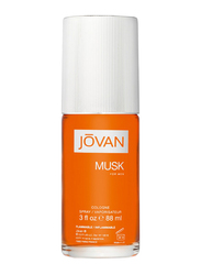 Jovan Musk 88ml EDC for Men