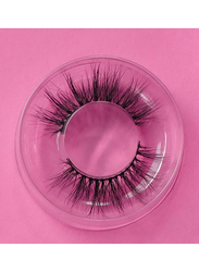 Hessa Q 3D Mink Lash, Lash But Not Least